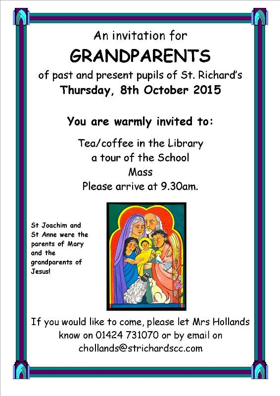 Grandparents Morning Invite for Website 8th October 2015